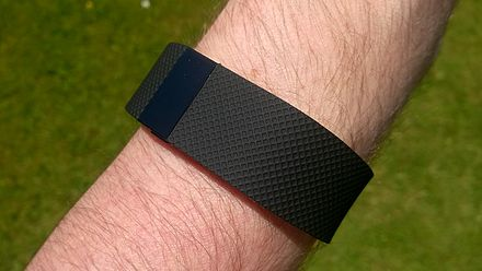 FitBit Charge HR from Wikipedia.