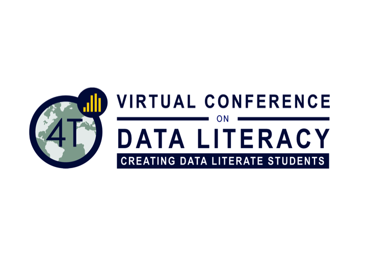 Decorative - 4T Data Literacy conference logo